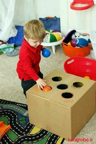 بازی و خلاقیت برای کودکان