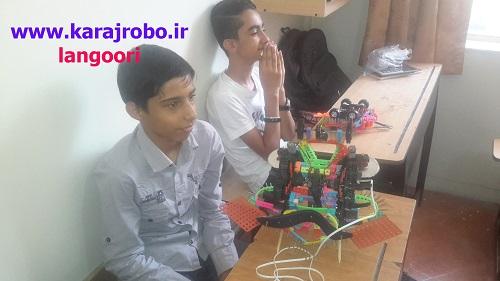 آموزش رباتیک مدارس