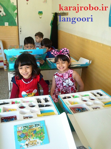 کلاس های رباتیک کودکان
